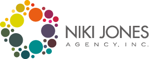 Niki Jones Agency logo