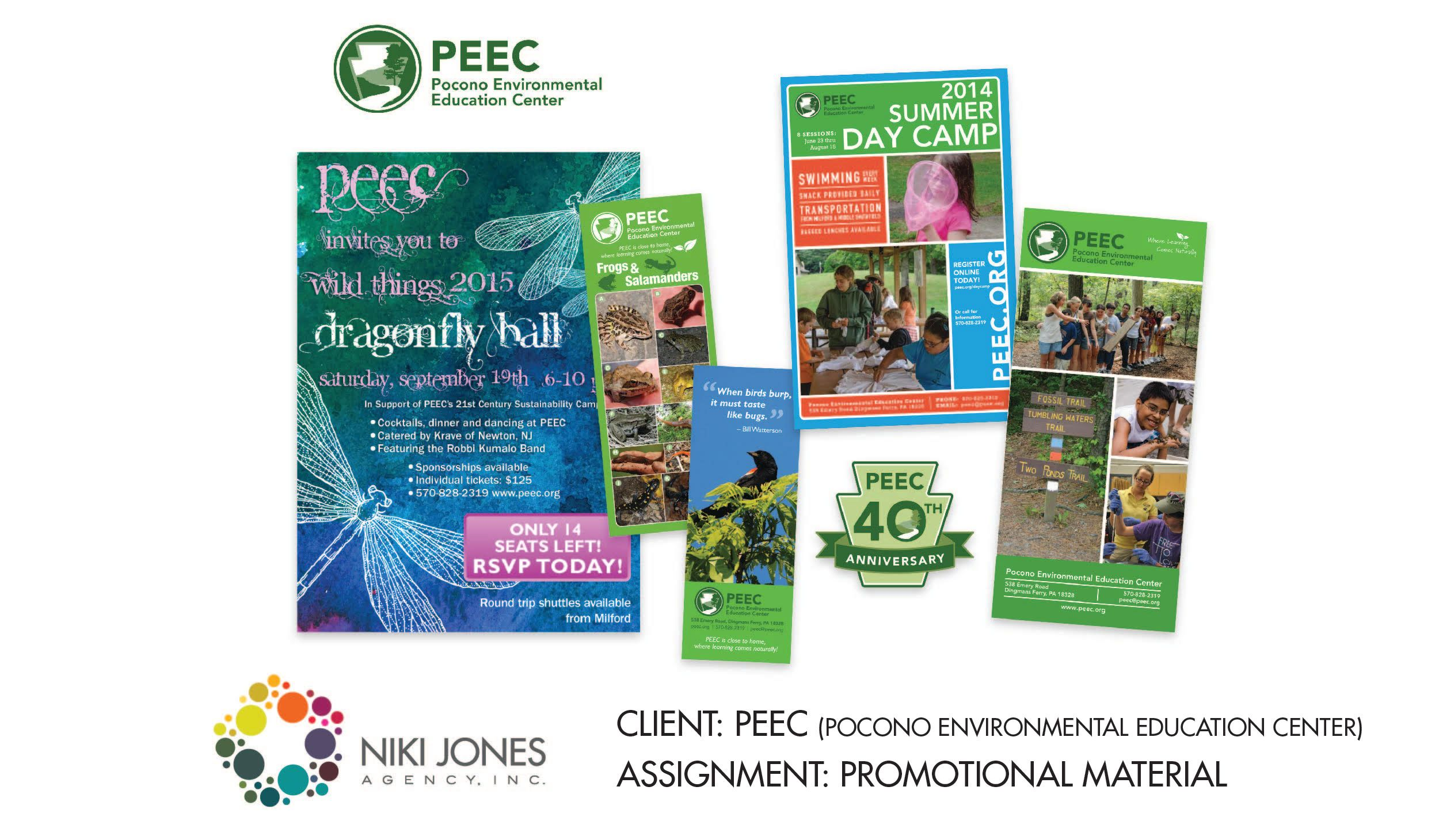 NJA Portfolio - Pocono Environmental Education Center Featured Work