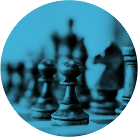 Marketing Image of Chess Piece