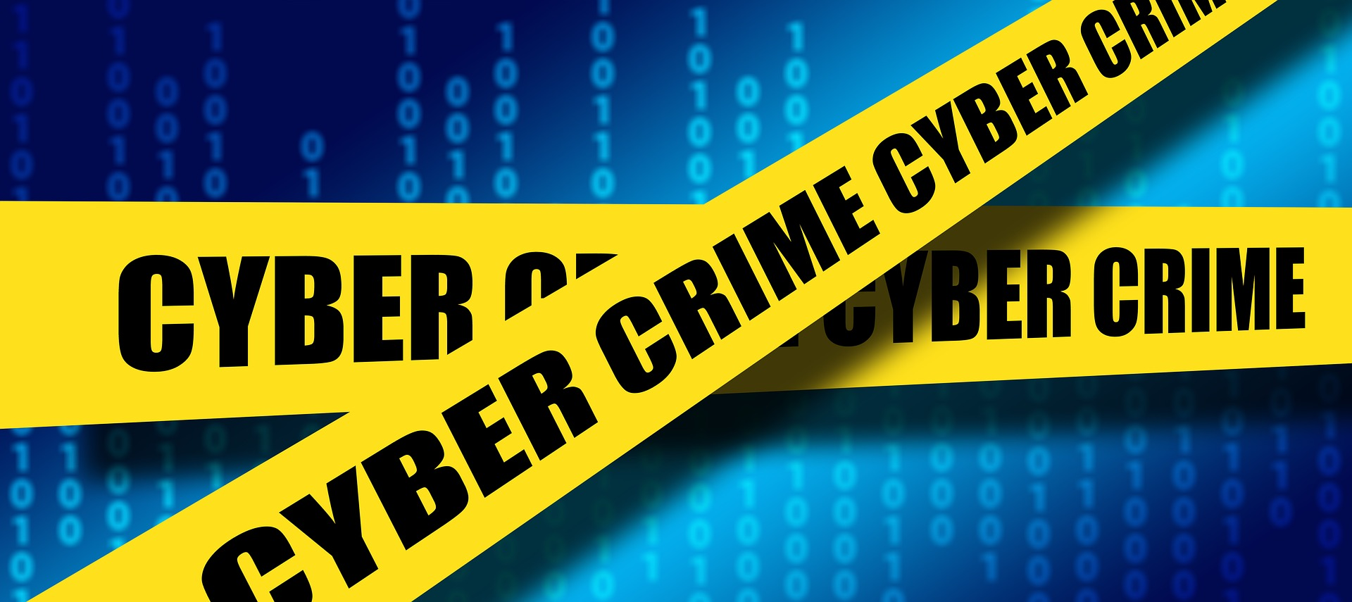 Ransomware Cyber Crime Banner