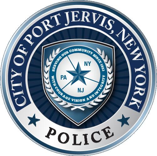 Port Jervis Police Logo