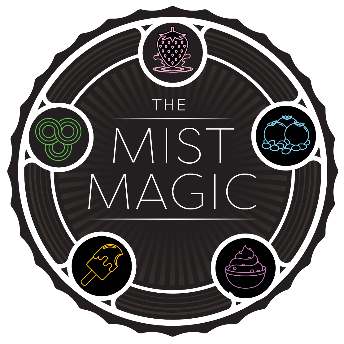 Mist Magic design