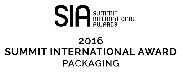 Summit international award for packaging