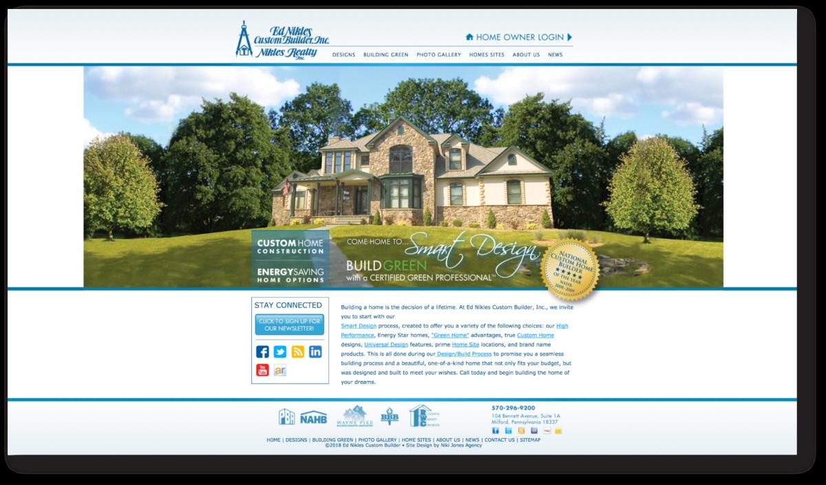Ed Nikles Website