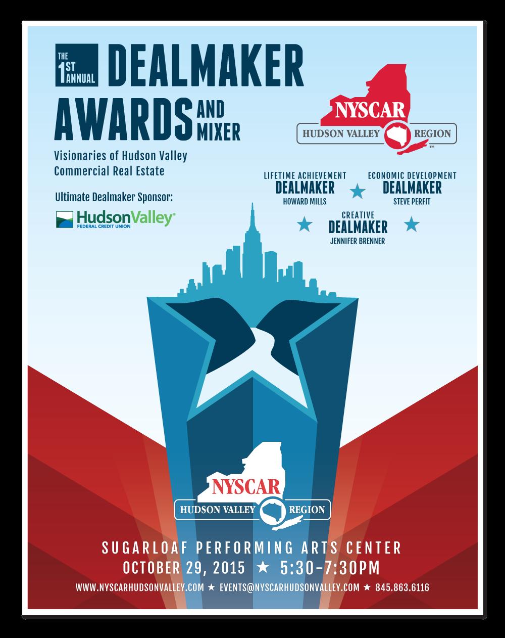 NYSCAR Dealmaker awards