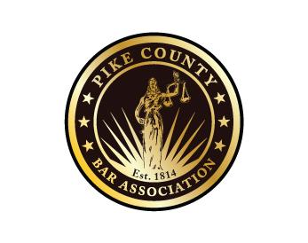 Pike county bar association button