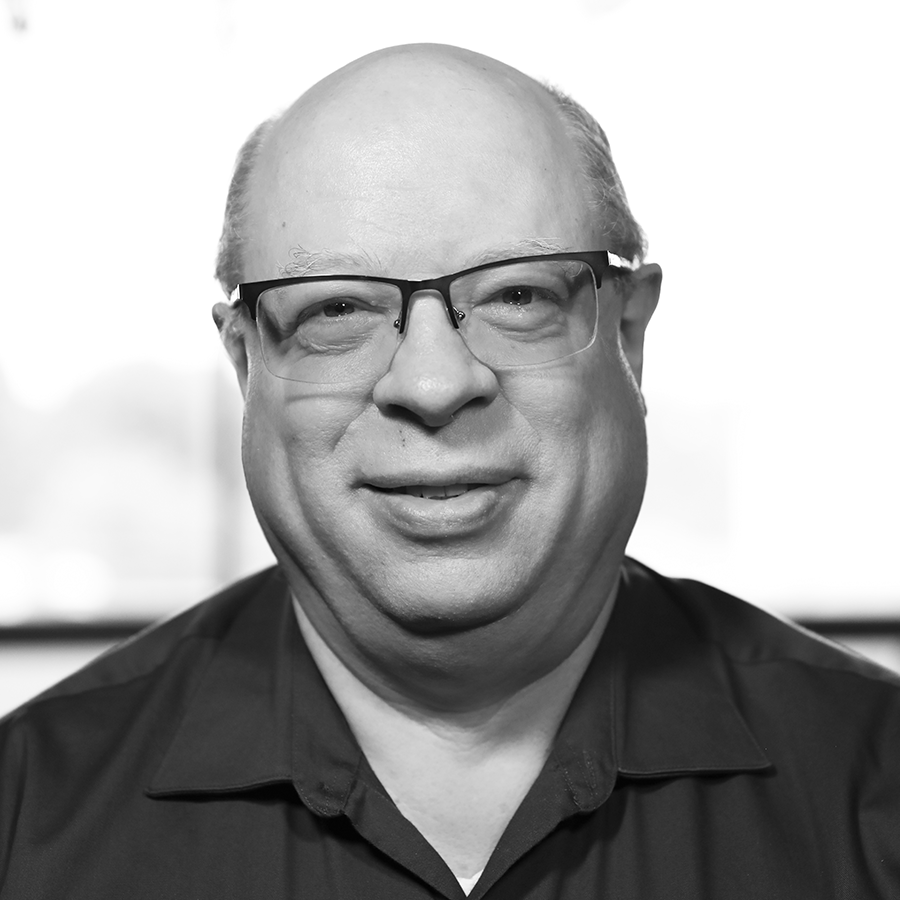 Closeup photo of David Stone
